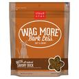 Wag More Soft Chewy Savory Duck Treats, 6 oz.