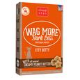 Wag More Natural Recipe Itty Bitty Oven Baked Creamy Peanut Butter Dog Treats, 8 oz.