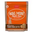Wag More Oven Baked Crunchy Peanut Butter Biscuits, 3 lb. Bag
