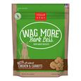 Wag More Oven Baked Chicken & Carrots Biscuits, 3 lb. Bag
