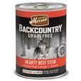 Merrick Backcountry Pet Food, Hearty Beef Stew