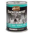 Merrick Backcountry Pet Food, Hearty Duck & Venison