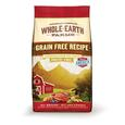 Merrick Whole Earth Farms Grain-Free Pet Food, Pork, Beef and Lamb, 12 lbs.