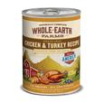 Merrick Whole Earth Farms Grain-Free Pet Food, Chicken and Turkey