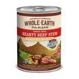 Merrick Whole Earth Farms Grain-Free Pet Food, Hearty Beef Stew