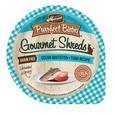 Merrick Purrfect Bistro Gourmet Shreds for Cats, Ocean Whitefish & Tuna Recipe