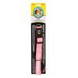 Illuma Collar Rechargeable Illuminated Pet Collar, Small, Pink