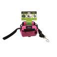 Leash Gear™ 3-in-1 Pet Leash, Small, Pink