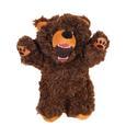 Bear Mighty Jr. Plush Dog Toy, 8''H