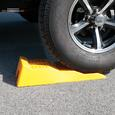 Tiered Tire Ramps, Set of 2