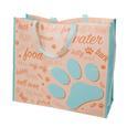 Eco Shopping Bag, Paw Print