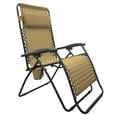 Infinity Big Boy Zero Gravity Chair, Beige