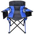 Elite Quad Chair, True Blue