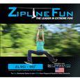 Adventure Parks Zipline 90, Blue