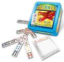 The Game of Wild Dominoes.