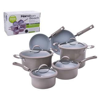 Hamilton Beach Ceramic Fry Pan Review
