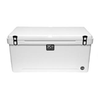 K2 Summit 120 Quart Cooler, Glacier White