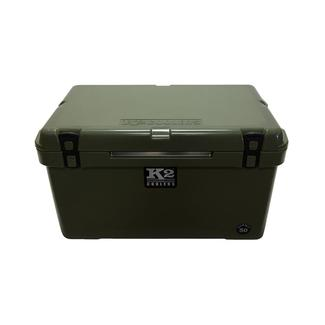 K2 Summit 50 Quart Cooler, Duck Boat Green