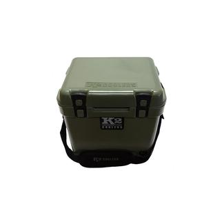 K2 Summit 20 Quart Cooler, Duck Boat Green
