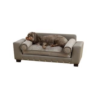 Scout Pet Sofa Lounger, Gray
