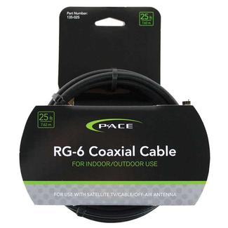 Coaxial Cable, 25'