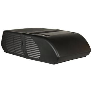 Mach 10 Air Conditioner with Heat Pump, Black
