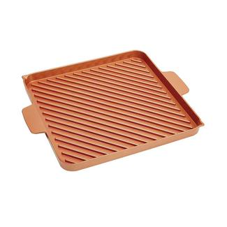 "Copper Chef 12"" Non-Stick Grill"