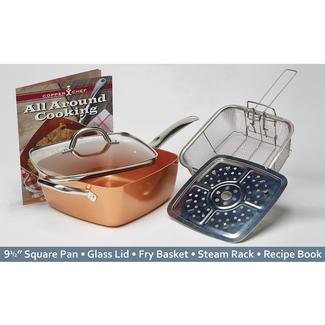 Copper Chef, 5-Piece Set
