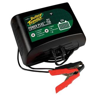 Battery Tender Charger, Battery Tender Power Plus 75 Amp