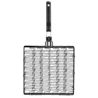 Grilling Basket with Folding Handle
