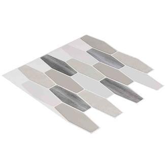 Peel and Stick Mosaics, Denali- 5 Pack