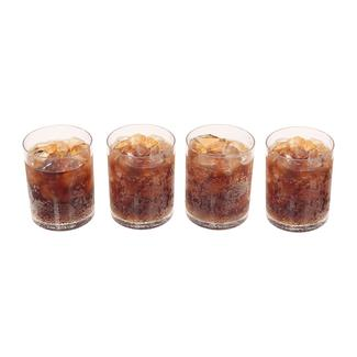 Old Fashioned Glass Set, 4 Pack