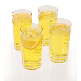 Shatterproof Highball Glasses, Set of 4