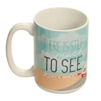 Still So Much to See, Ceramic Coffee Mug, 15 oz.