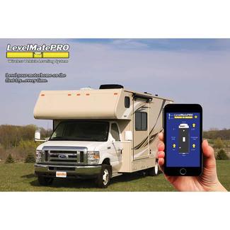 LevelMatePRO Wireless Vehicle Leveling System