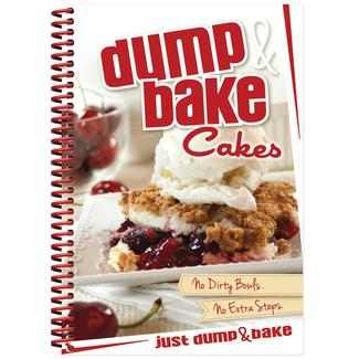Dump & Bake Cakes Cookbook