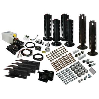 Level Up Automatic Hydraulic Leveling System, 6-Point Kit