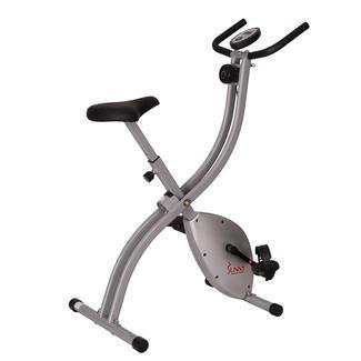 Magnetic Folding Exercise Bike