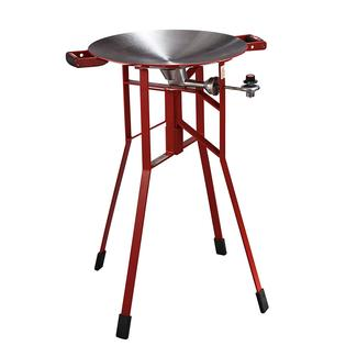 Red Shallow FireDisc Cooker, 36