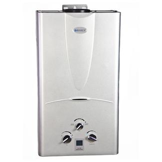 Power Gas Tankless Water Heater with Digital Panel, 10L NG
