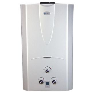 Power Gas Tankless Water Heater with Digital Panel, 16L LPG