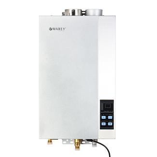 Power Gas Tankless Water Heater, 16L NG/ETL
