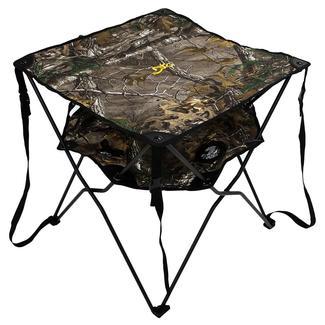 Double Barrel Table, Realtree AP Camo