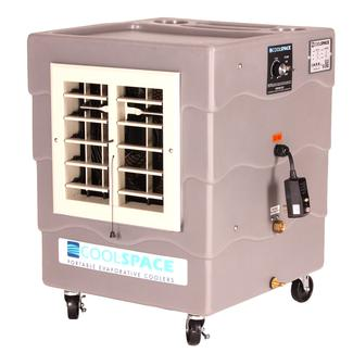 Cool-Space Wave Variable Speed, Direct Drive Portable Evaporative Cooler, 12