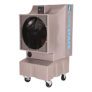 Cool-Space Glacier Variable Speed, Direct Drive Portable Evaporative Cooler, 18