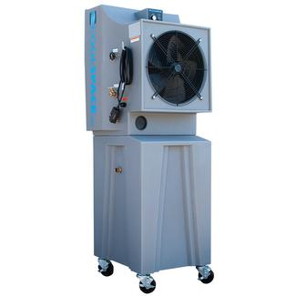Cool-Space Tall Base Glacier Variable Speed, Direct Drive Portable Evaporative Cooler, 18