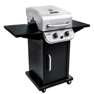Char-Broil Performance 2 Burner Cabinet Gas Grill, 24,000 BTU