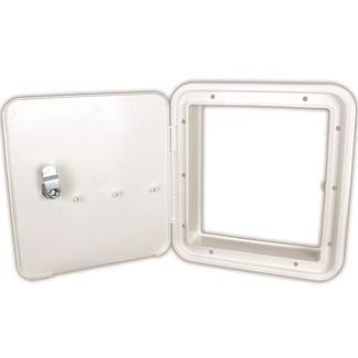 Multi-Purpose Hatch Key Lock, Polar White