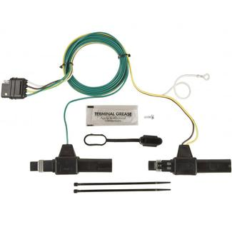 Plug-In Simple! Towed Vehicle Wiring Kit for Dodge
