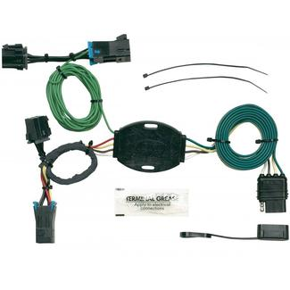 Plug-In Simple! Towing Vehicle Wiring Kit for Chevy/GMC Van
